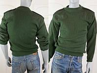 Оригинальные шведские свитера олива новые шерсть, фото 1