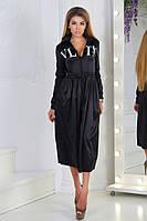 Женское стильное платье (р-р 42-44,46-48,50-52), фото 1