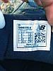 Кроссовки мужские синие New Balance замша реплика, фото 5