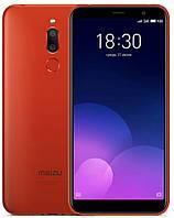 Смартфон Meizu M6T 3/32Gb Global Version Red ОРИГИНАЛ Гарантия 3 месяца / 12 месяцев