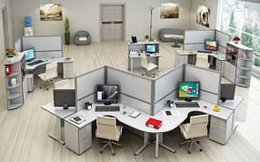 Мебель для персонала Омега