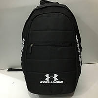 Рюкзак в стиле UNDER ARMOUR чёрный, фото 1