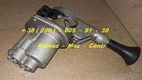 100-3537310 (16.3537310)   Кран ручного тормоза МАЗ ЕВРО  ( ручник ),  4-х выводной