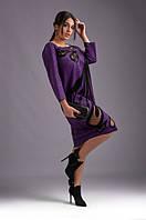 Платье большого размера Likara. Размеры: батал(50,52,54,56); супербатал(58,60,62), фото 1