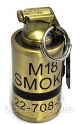 Зажигалка Граната M-18 3503, фото 2