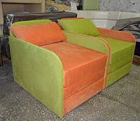 """Небольшое детское раскладное кресло-кровать """""""