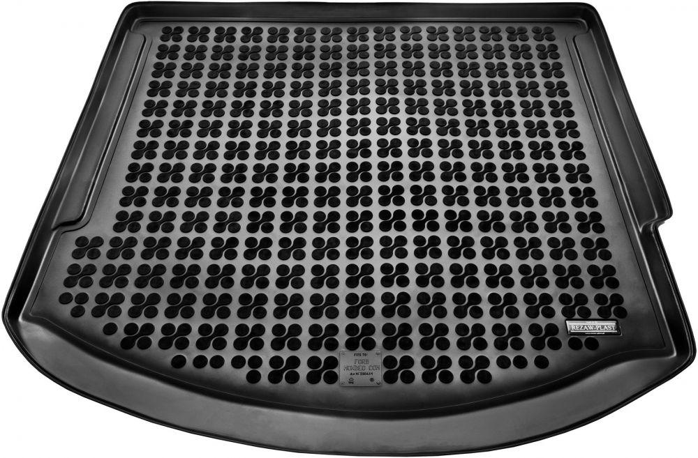 Коврик багажника резиновый Ford Mondeo IV Kombi 2007 - 2014 с колесом докаткой Rezaw-Plast RP 230441