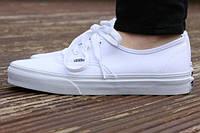 Кеды Vans Classic Era белые, фото 1