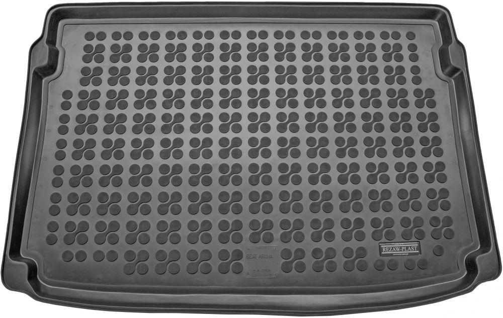 Коврик багажника резиновый Seat Arona верхний 2017  -... Rezaw-Plast RP 231435