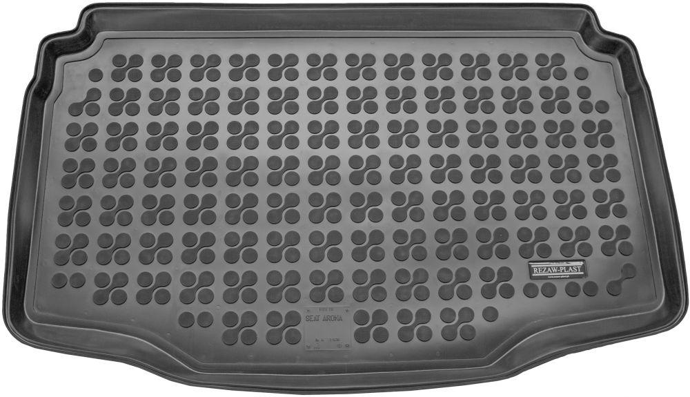 Коврик багажника резиновый Seat Arona нижний 2017  -... Rezaw-Plast RP 231436