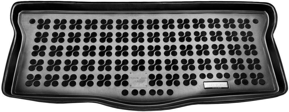 Коврик багажника резиновый Toyota Aygo I 2005 - 2014 Rezaw-Plast RP 231724