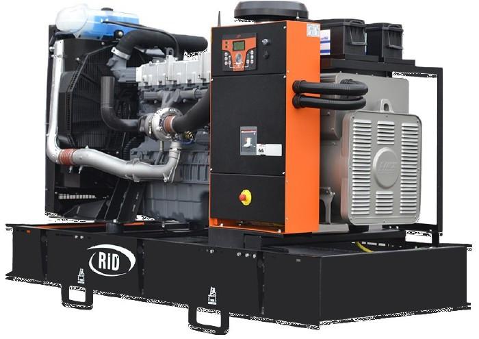 Дизельный генератор RID 1000 E-SERIES (800 кВт)