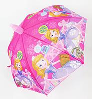 Зонт детский в пластиковом чехле Принцесса София_1, фото 1