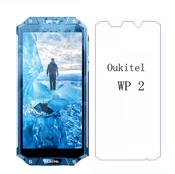 Захистне скло для Oukitel WP2
