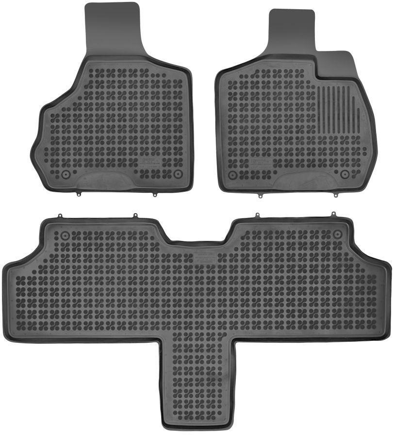 Коврики в салон Chrysler Voyager IV 2001 - 2006, 5 мест Rezaw-Plast  RP 203601A