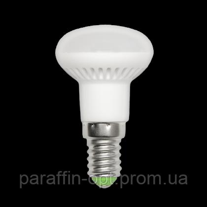 Лампа світлодіодна E14-4W 4200K, фото 2