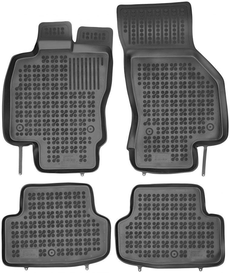 Коврики в салон Seat Leon III 2013-..., Leon ST 2014-...  Rezaw-Plast  RP 202007