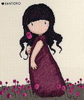 """Набор для вышивания """"Розовый мак"""""""