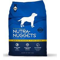 Корм для собак Nutra Nuggets Maintainance