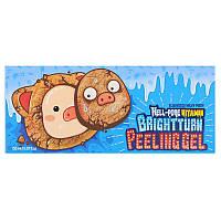 "Мягкий пилинг-гель Elizavecca ""Hell-Pore Vitamin Brightturn Peeling Gel"" с витаминами (150 мл)"