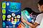 """Детский интерактивный набор для рисования в темноте """"Рисуй светом"""" А3, фото 2"""