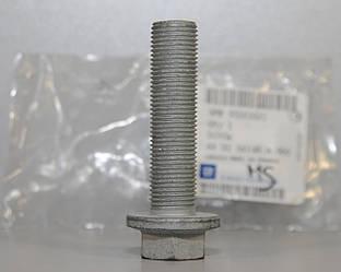 Болт крепления шкива коленчатого вала на Opel Vivaro  2006-> 2.0dCi — Opel (Оригинал) - 93161621