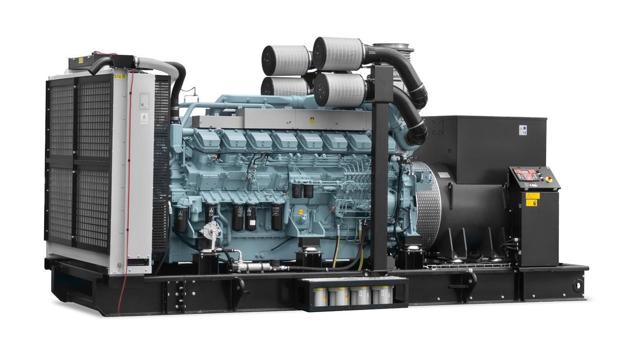 Трехфазный дизельный генератор RID 1400 E-SERIES (1120 кВт)
