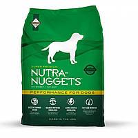Корм для активных собак Nutra Nuggets Performance