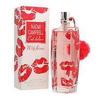Парфюмерия женская Naomi Campbell Cat Deluxe With Kisses EDT 75 ml