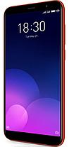 Смартфон Meizu M6T 32Gb Red Global Version Оригинал Гарантия 3 / 12 месяцев, фото 3