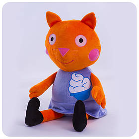 Мягкая игрушка «Свинка Пеппа» - Киска Кэнди