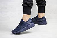 Подростковые (женские) 7408 кроссовки Nike Найк демисезонные Синие купить не дорого , фото 1