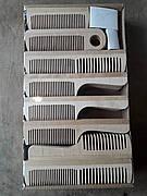 Расческа деревянная набор