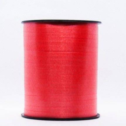 Лента для шаров 045 красная 0,5/300, фото 2