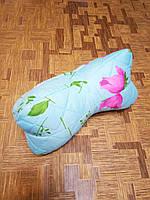 Подушка косточка под шею для комфорта в дороге и отдыха дома