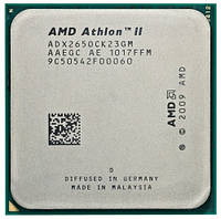 Процессор AMD Athlon II X2 265 3300Mhz, sAM3