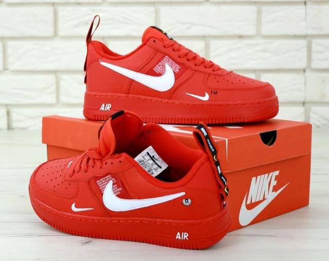 Кроссовки Nike Air Force 1 Low Red