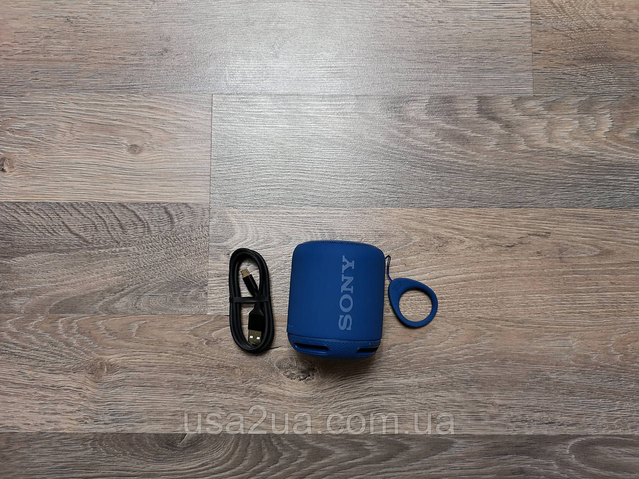 Портативная Колонка Bluetooth SONY SRS-XB10 BLUE