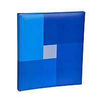Фотоальбом HENZO 290*330 NEXUS 100 white pages 10.028.07 blue