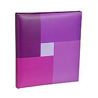 Фотоальбом HENZO 290*330 NEXUS 100 white pages 10.028.14 violet