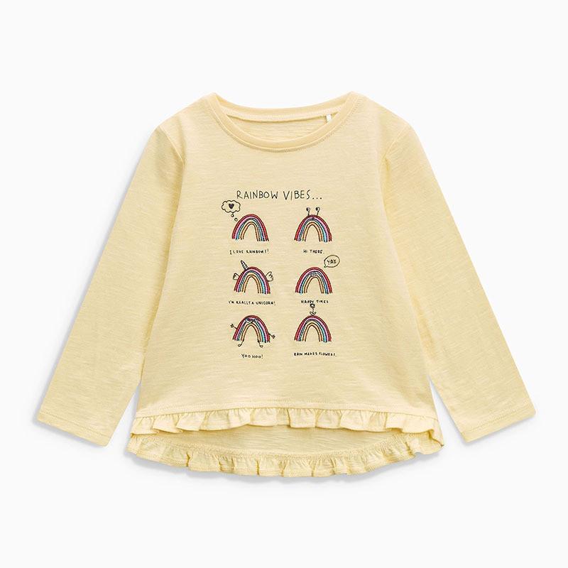 Кофта для девочки Радуга Little Maven