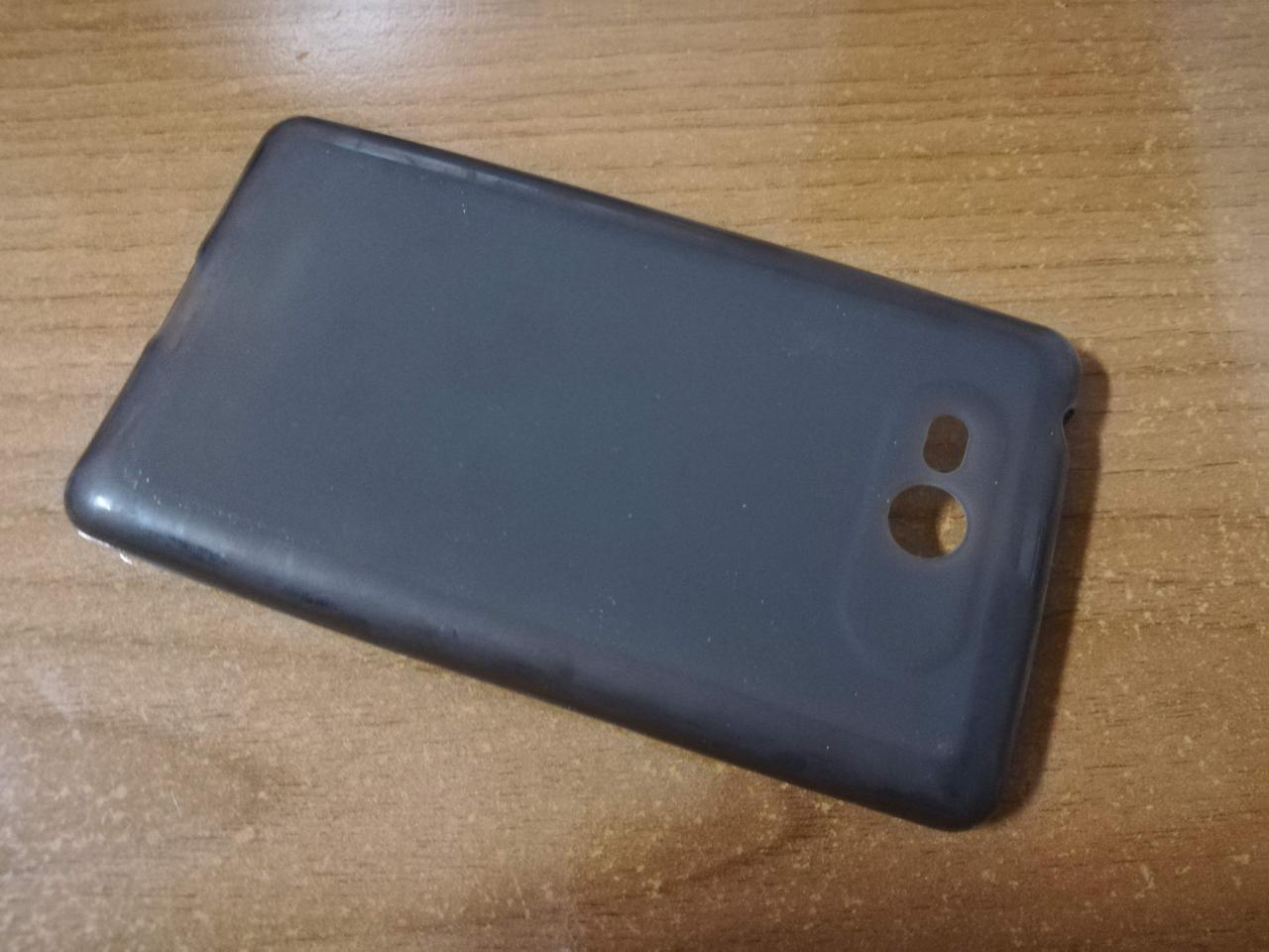 Чехол накладка Nokia Lumia 820 бампер панель silicone case