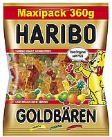 Желейные конфеты Золотые Мишки Харибо Haribo 360 гр.