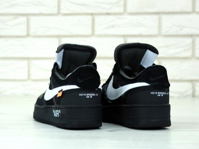 Nike Air Force Off White фото
