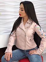 Куртка эко-кожа весна, фото 1