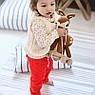 Комплект 2 в 1 для девочки Тюльпаны Little Maven, фото 2