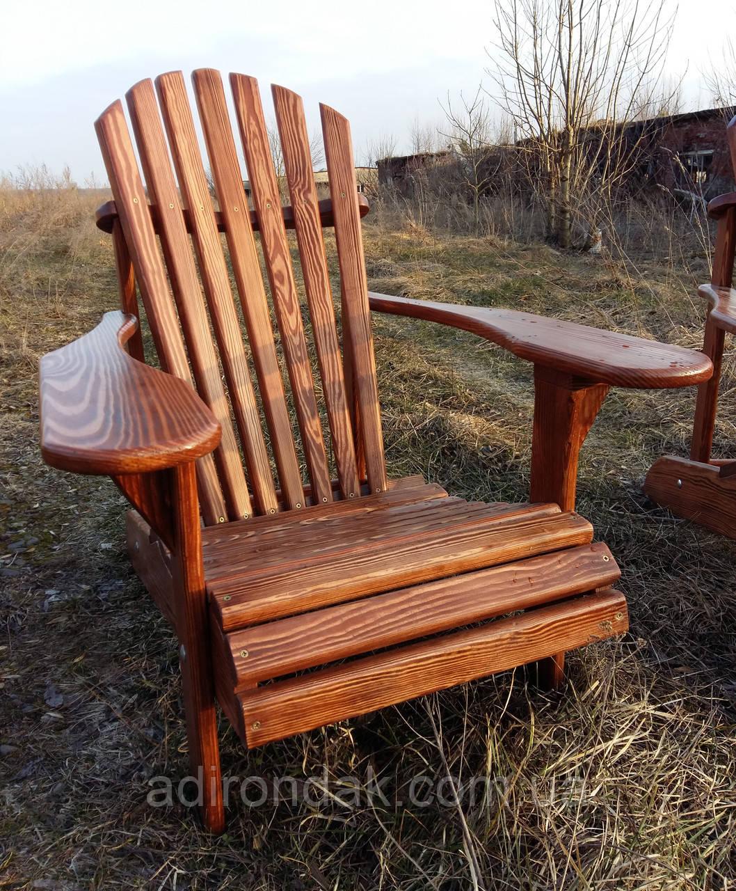Садовое кресло класическое Адирондак