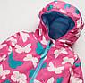 Куртка для девочки Бабочки Meanbear, фото 7