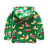 Куртка для девочки Птички Meanbear, фото 3