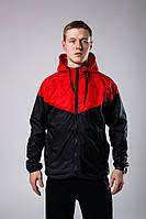 Ветровка мужская спортивная (куртка)